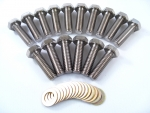 TITANIUM BEAD LOCK BOLT KIT