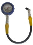 LIQUID FILLED 0-20 TIRE AIR GAUGE