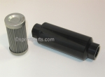 IN-LINE BILLET FUEL FILTER