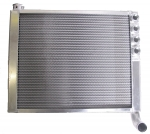 2ROW CROSS FLOW RADIATOR