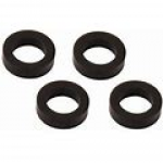 SHOCK SPACER WASHERS PLASTIC