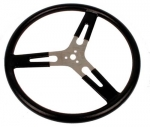 "SWEET 15"" FLAT STEERING WHEEL"